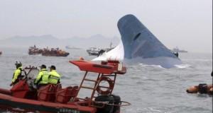 Miracol: Un bărbat a fost găsit în viaţă la bordul unui feribot scufundat în urmă cu două zile