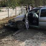 Italieni implicați într-un accident, patru au ajuns la spital (FOTO)