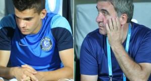 """Ianis Hagi are presa străină la picioare. Dacă tatăl său e """"Maradona din Carpaţi"""", puştiul este…"""