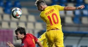 Muntenegru – România, în Liga Națiunilor. Echipele de start
