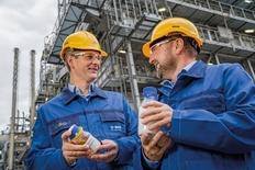 BASF produce in premiera produse din materiale plastice reciclate chimic