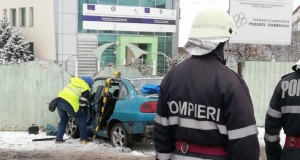 Accident în Neamț. Șapte persoane, la spital (VIDEO)
