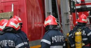 Bărbat în stare critică după explozia unei butelii, la Costinești