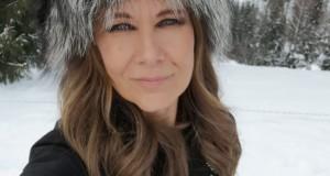 Romanița Iovan, îndurerată la parastasul de cinci ani al fostului soț