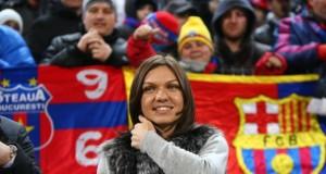 Simona Halep, interviu inedit pentru FIFA!