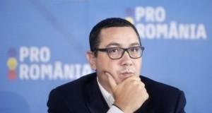 Ponta: Ordonanţa de Urgenţă anunţată este mai ticăloasă decât faimoasa OUG 13