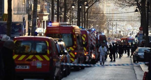 Atentat în Marsilia. Atacatorul a fost ucis