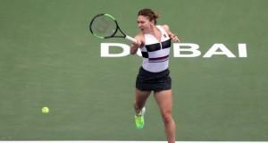 Simona Halep și-a aflat adversara din optimile turneului de la Dubai!