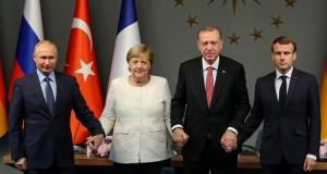 Agela Merkel, avocatul Rusiei în relația cu restul lumii