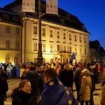 Proteste pentru Kovesi, peste 1500 de sibieni au ieşit în stradă