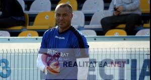 Adrian Ilie a făcut spectacol la meciul de old boys Dinamo – Steaua 3-3, jucat la Voluntari