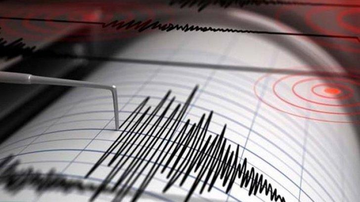 Cutremur puternic, în Marea Neagră, cu puțin timp în urmă