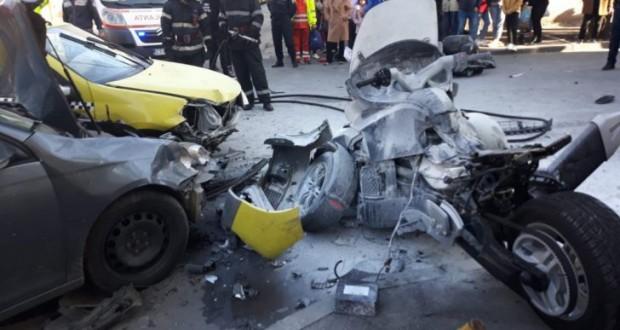 Judecătoarea rănită grav într-un accident produs la Constanţa a murit (GALERIE FOTO)