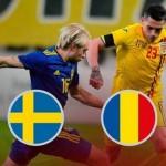 Suedia – România, de la ora 19:00. Contra trimite trei atacanți!