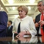 Liderii coaliției PSD-ALDE s-au reunit pe ascuns. Dăncilă, chemată de urgență