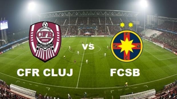 LIVE VIDEO CFR Cluj-FCSB SE JOACA ACUM! Meciul de titlu!
