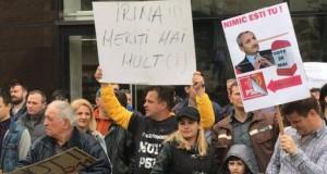 SCANDAL la mitingul electoral organizat de Dragnea la Iași!