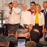 Video șocant. Contestatarul lui Dragnea, agresat de susținătorii PSD. Apel către Carmen Dan