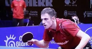 Ovidiu Ionescu a obţinut medalia de argint la Campionatele Mondiale de tenis de masă
