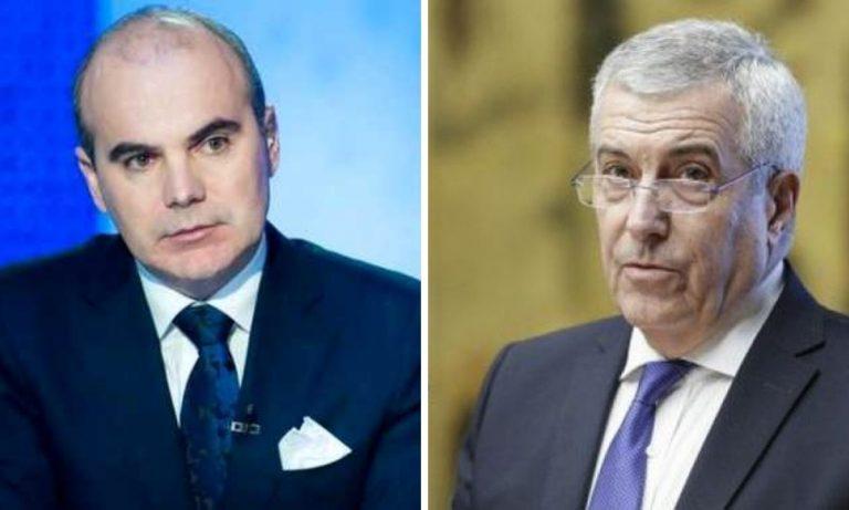 Rares Bogdan il face ZOB pe Calin Popescu Tariceanu. Fostul prezentator TV, DEZVALUIRE fara precedent