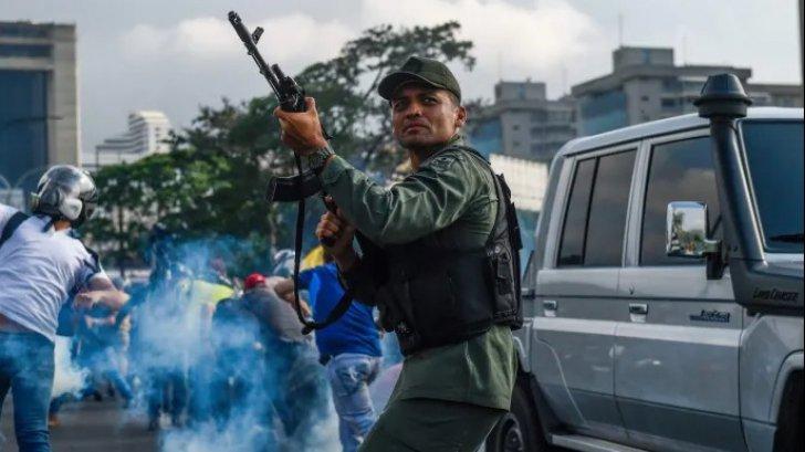 Venezuela, aproape de războiul civil