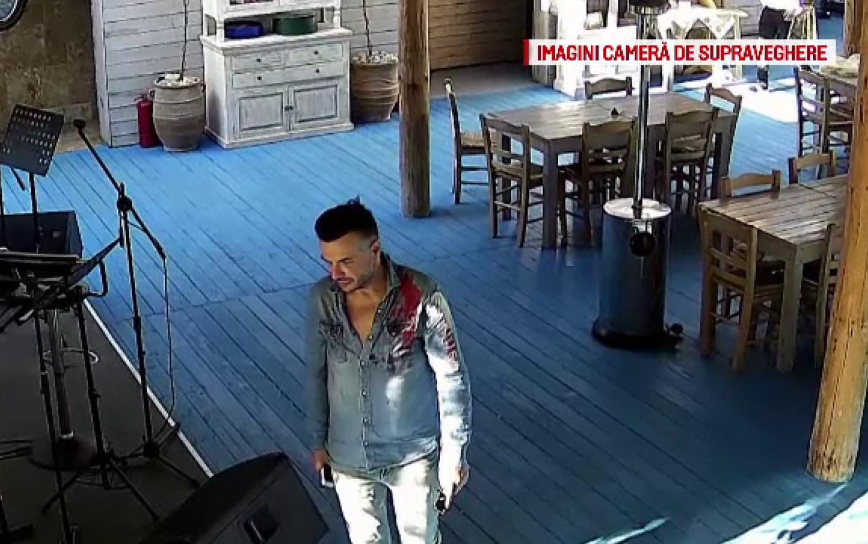 Mărturia unui angajat de la o terasă din Mamaia. Ce avea în corp Răzvan Ciobanu