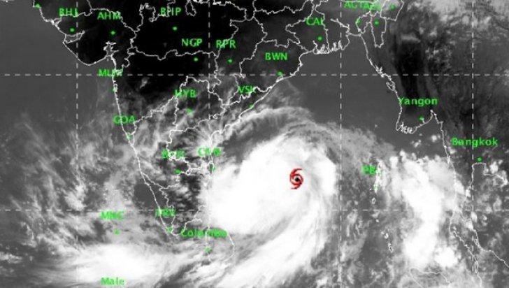 Sute de mii de persoane vor fi evacuate, în India, înaintea ciclonului Fani