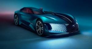 Cum va arăta mașina viitorului. Ascunde 1.300 de cai putere sub capotă
