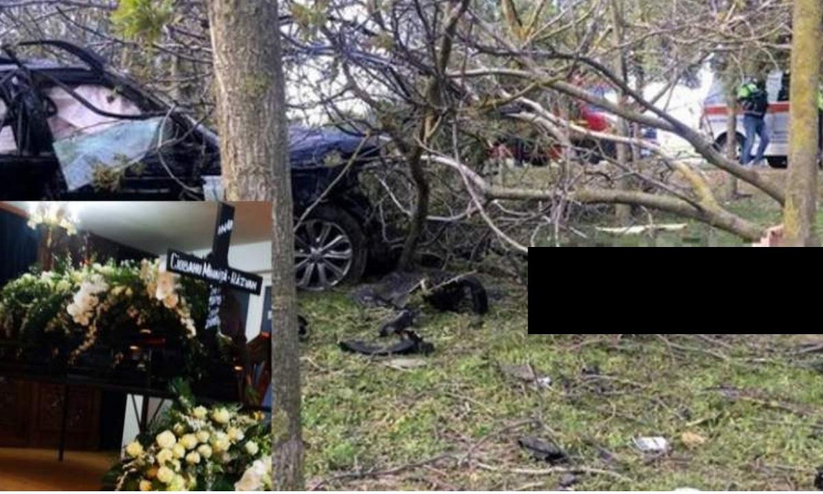 Ce s-a gasit in apropiere de locul in care Razvan Ciobanu a facut ACCIDENT. Descoperirea care i-a BULVERSAT pe localnici