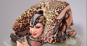 """Ea este visul oricarui barbat. Zlata, cea mai flexibila femeie din lume, vine """"La Maruta"""", de 1 Decembrie"""
