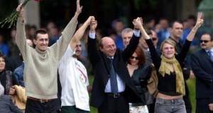 """BREAKING NEWS: Traian Băsescu, audiat în dosarul răpirii jurnaliștilor. """"Este o palmă pentru România"""""""