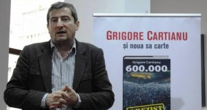 Jurnalistul Grigore Cartianu lansează cărți în Maramureș