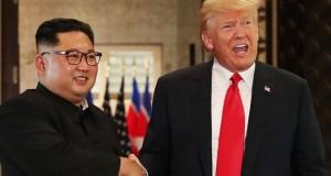 Kim Jong-Un, condiţie grea pentru Donald Trump