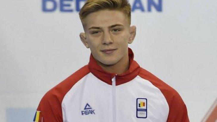 Aur românesc la judo, la Jocurile Olimpice de Tineret