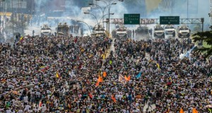 Violențe în Venezuela, Rusia și Franța