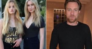 Fiicele lui Ewan McGregor sunt bisexuale