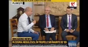 Dezvăluiri explozive din culise despre unitatea de elită DNA Ploiești, la emisiunea România 2019