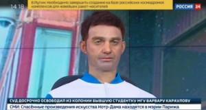 Un robot a ajuns să prezinte știrile unui canal TV din Rusia