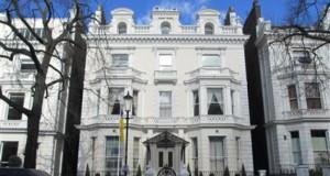 Focuri de armă la Londra, lângă Ambasada Ucrainei
