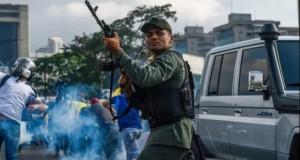 Violențe în Venezuela, 100 de răniți