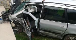 Accident cu patru mașini și mai multe victime în Botoșani FOTO